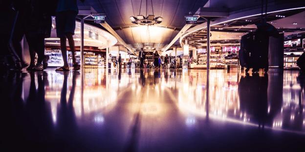 Duty-free shops struggled in 2020