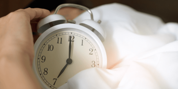 Five tips for how to get the best sleep