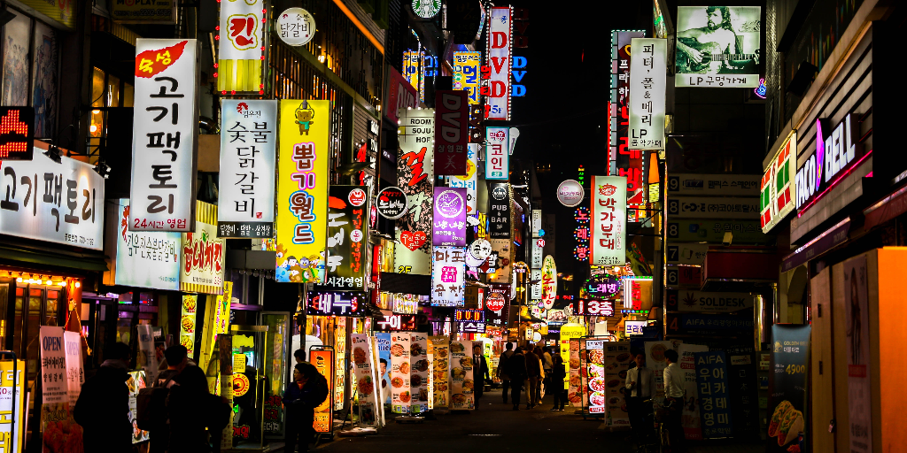 South Korean pop culture is spreading around the globe.