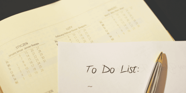 What's on your to-do list? If you put off tasks repeatedly