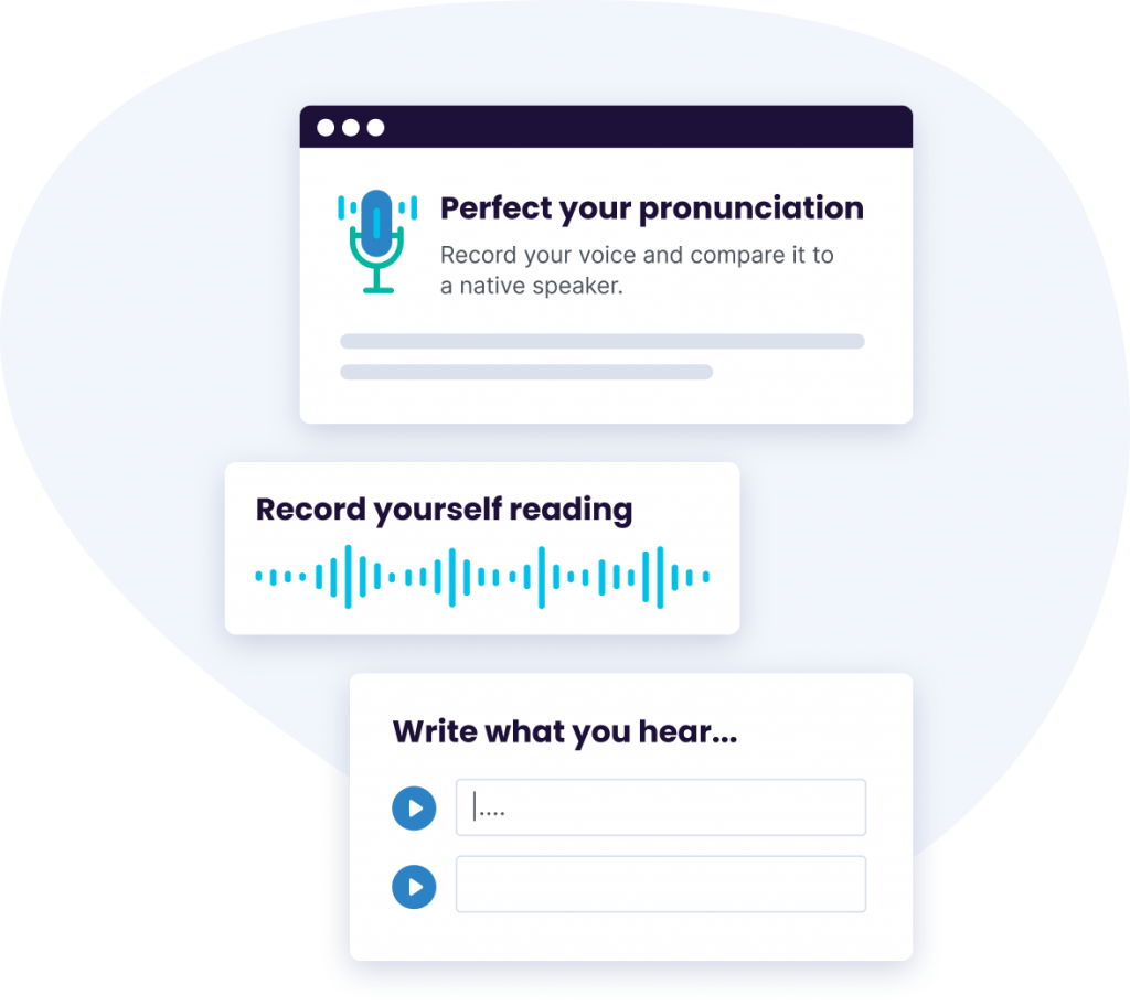record yourself reading